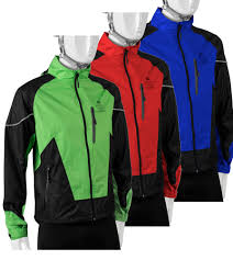 fluorescent waterproof cycling jacket big man windproof waterproof jacket jpg