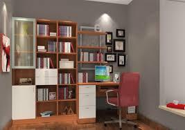 study room bookcase design