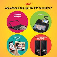 cgv pay cgv cinemas on twitter apa channel top up cgv pay favoritmu share