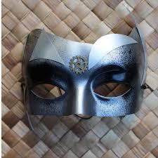 masquerade masks for sale silver black warrior style steunk masquerade mask for men or