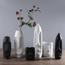 Classical Vases New Classical Post Modern Flower Vases Home Decor Ceramic Vases