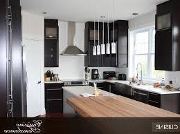 poele electrique cuisine poêle électrique en acier inoxydable élégant armoire de cuisine bois