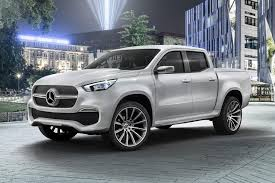 mercedes 4x4 trucks mercedes x class merc reveals posh up truck the week uk