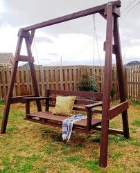 Diy Backyard Swing Set 30 Diy Backyard Projects To Try This Spring Diy Projects