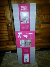 Organize Gift Wrap - mommy u0027s block party keep your gift wrap organized with wrap it