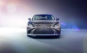 which lexus models have front wheel drive 2018 lexus ls500 dissected u2013 feature u2013 car and driver