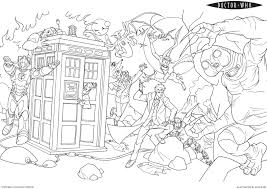 doctor who coloring pages best coloring pages adresebitkisel com