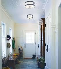 semi flush mount foyer light foyer tray ceiling with beaded semi flush mount lights and teal