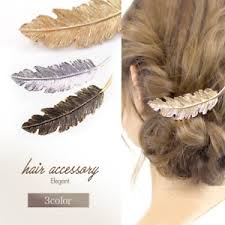 feather hair clip uk leaf feather hair pin wedding bridesmaid vintage hair clip