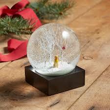 labrador woods snow globe robert redford u0027s sundance catalog