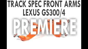lexus gs430 lower ball joints lexus front upper control arms gs premiere youtube