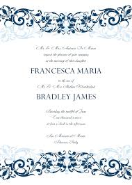 Make Your Own Invitation Cards Wedding Invitation Card Samples Free Download Iidaemilia Com