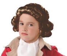 Boy George Halloween Costume Felt Tricorn Hat Colonial Boy George Washington Costume Ebay