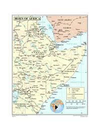 africa map eritrea eritrea maps mappery