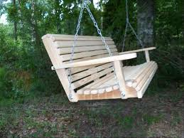 amazon com 5 ft roll back porch swing made from rot resistant