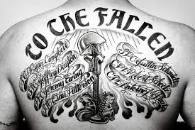 30 marine tattoos images and ideas