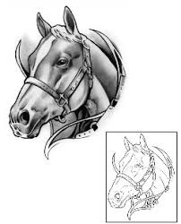 horse tattoos and tattoo designs