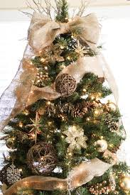 christmas tree ribbon christmas tree ribbon ideas southern living