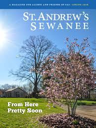 sas spring magazine 2016 by st andrew u0027s sewanee issuu