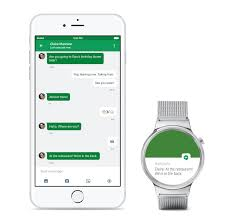 android wear on ios a hobbled google centric smartwatch