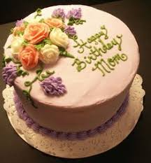 birthday cake for mom with age jpg 550 502 cake for mum