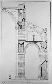 flying buttress gothic arch as engineering