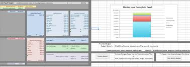 Excel Budget Spreadsheets by Fully Automated Excel Spreadsheet Budget Budgeting Guide