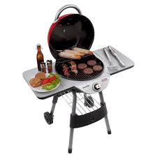 Outdoor Electric Grill Char Broil Tru Infrared Electric Patio Bistro 240 Grill Red