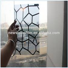 1 52 30m plastic safety film for glass window shower doors