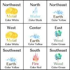feng shui color chart feng shui element color 5 elements and the wood element feng shui