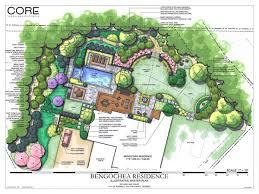 site plan design landscape architecture sketches plans tìm với