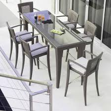 pub style dining room set bar stools madison seat bar stool table set skyline designs