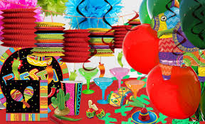centerpieces for party tables mexican theme engagement party theme party