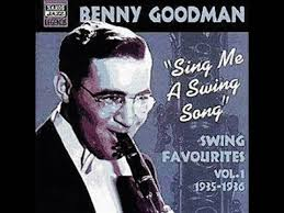 sing sing sing with a swing louis prima benny goodman louis prima sing sing sing