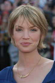 short layered bob with blunt bangs 15 ultra chic short hairstyles