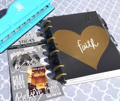 your own planner the happy planner custom made gratitude faith planner me my