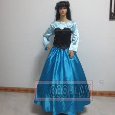 Mermaid Halloween Costume Adults Popular Cosplay Costume Ariel Buy Cheap Cosplay Costume Ariel Lots
