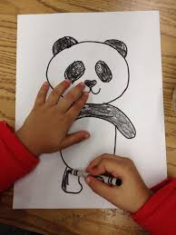 how to write paper in chinese cute little panda apples and abc s i was showing them how to write the numbers in chinese i really hope there aren t any fluent chinese readers out there because i probably am way off on my