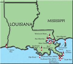 louisiana map in usa best 25 louisiana map ideas on map of louisiana map