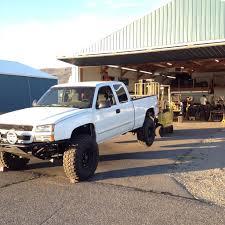 chevy prerunner truck northwest 4x4