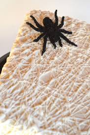 once upon a pedestal surprise inside spider cake