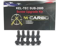 kel tec sub 2000 trigger job performance bundle kel tec sub 2000