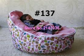 aliexpress com buy pink birds baby bean bag chairs insects