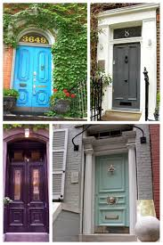 what color is your front door brooklyn limestone
