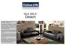 canapé relax chateau d ax canape relax 2 places electrique 12 canap233 relaxation mod232le