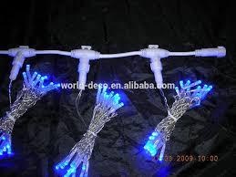 led icicle lights drop lights waterfall