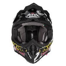 rockstar motocross gear airoh mx helmet aviator 2 2 rockstar 2017 maciag offroad