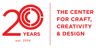 the center for craft creativity 20th anniversary celebration