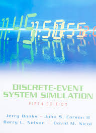 discrete event system simulation 5th edition jerry banks john