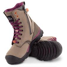 womens steel toe boots near me the best s waterproof safety work boots p f workwear